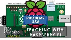 Have You Ever Thought About Teaching With Pi?  (#Picademy | @RaspberryPi)