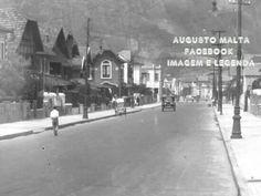 Rua Barata Ribeiro - Copacabana source Augusto Malta ( facebook )