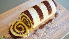 Food Cakes, Hot Dog Buns, Doughnut, Nutella, Cake Recipes, Bacon, Cheesecake, Bread, Swiss Rolls