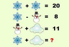 Mind Puzzles, Maths Puzzles, Math Stem, Math Problem Solving, Multiple Intelligences, Great Inspirational Quotes, Picture Puzzles, Future Jobs, Math Problems