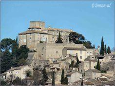 Château d'Ansouis #decorspaca #tournagespaca #provencelocation