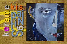 Κεραμέκης: Ο Μαρζιναλισμός στην Τέχνη Painting Videos, Baseball Cards, Cover, Books, Libros, Book, Book Illustrations, Libri