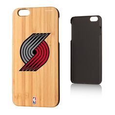 Portland Trail Blazers Bamboo iPhone 6/6S Plus Slim Case