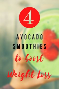 Avocado Smoothies for Weight Loss Smoothies will help curb hunger and are packed with nutrients to support a healthy body. Low Calorie Smoothies, Low Calorie Drinks, Weight Loss Smoothies, Healthy Smoothies, Strawberry Spinach Smoothie, Watermelon Smoothies, Almond Milk Smoothie Recipes, Best Breakfast Smoothies
