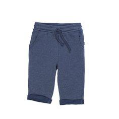 Relaxed Pants-Indigo