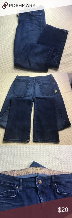 """Rich & Skinny """"Storm"""" Jeans Size 28. Still in very good condition. Made in USA Rich & Skinny Jeans"""