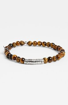 Tateossian Bead Bracelet available at #Nordstrom