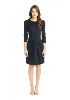 Mia Dress in Black by J.McLaughlin