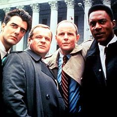 Law And Order Old School!