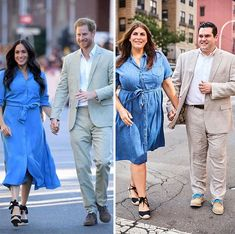 Woman Shows Herself Dressing Like Celebrities To Show That You Don't Have To Be Skinny To Look Good Estilo Meghan Markle, Meghan Markle Style, Dress Like Celebrity, Celebrity Look, Mary Kate Olsen, Katie Holmes, Diane Keaton, Gwyneth Paltrow, Garner Style