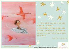No te olvides nunca de volar. Imaginar te da alas. Imagines, Movie Posters, Wicked, Forget, Short Stories, Libros, Tuesday, Film Poster, Billboard