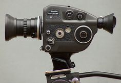 Beaulieu 4008 ZM4 Super 8 - This was one of my first motion picture film cameras. It started my career!