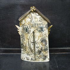 Steampunk House Barbara Chadwick $225