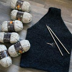 RESTORATION : XL Project Bag Knitting Pattern