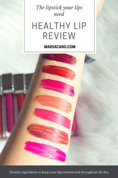 The Healthy Lip Velvet Liquid Lipstick by Physicians Formula #5