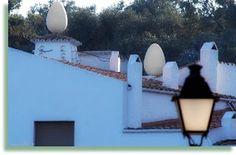 Ous de la Casa Dalí. Port Lligat
