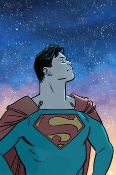 Superman by Evan Shaner