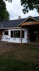 Pro #415393   J&b Construction LLC   Kansas City, MO 64157 Window Replacement, Exterior Doors, Kansas City, Shed, Deck, Construction, Outdoor Structures, Building, Lean To Shed
