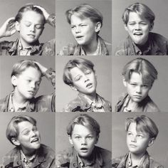 Leonardo di Caprio - Brain Magazine - Born to Act