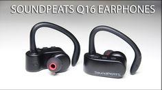 Soundpeats Q16 Earphones   How To Setup And Use