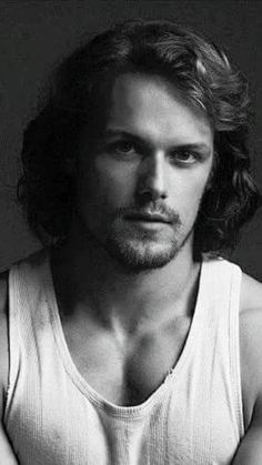 Sam Heughan - Up close.so beautiful. Sam Heughan Outlander, James Fraser Outlander, Outlander Casting, Outlander Book, Sam Hueghan, Sam And Cait, Galloway, Jaime Fraser, Diana Gabaldon Outlander