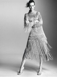 Esther Heesch by Philip Massmann for Harper's Bazaar Germany November 2016