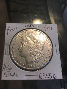 1884-S Morgan Silver Dollar    eBay