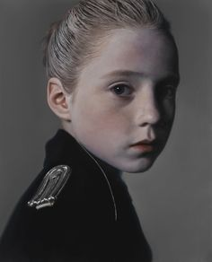 Gottfried Helnwein (Austrian/Irish, b. 1948), The Disasters of War 47, 2016. Oil and acrylic on canvas, 152 x 122 cm.