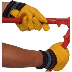Lined Knitwrist Leather Drivers Glove