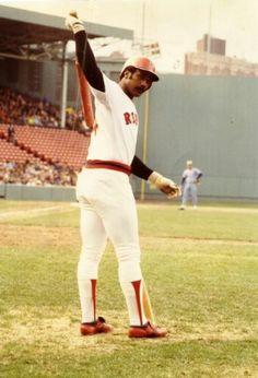 Jim Rice Baseball Uniforms, Sports Baseball, Baseball Players, Sports Pics, Baseball Photos, Baseball Cards, Boston Sports, Boston Red Sox, Jim Rice