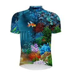 Ocean Summer Cycling Jerseys MTB