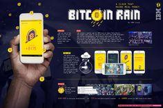 Bitcoin Rain