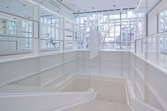 Flagshipstore, Tokio, Japan, Office for Metropolitan Architecture
