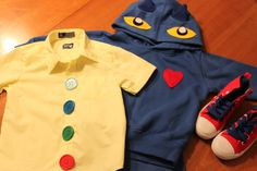 Fast & easy DIY Pete the Cat costume Storybook Character Costumes, Storybook Characters, Teacher Halloween Costumes, Halloween Cat, Halloween Stuff, Vintage Halloween, Halloween Makeup, Great Costume Ideas, Easy Diy Costumes