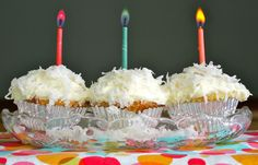 Ina Garten's Coconut Cupcakes with Cream Cheese Frosting - Bake It and Make it with Beth