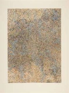 The passing By Mark Tobey ,1971