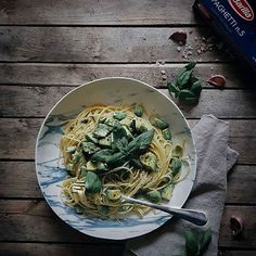 This World Pasta Day, I am celebrating pasta with @Barilla and cooking my absolute favourite pasta dish - avocado and lemon spaghetti by Anna Jones. Simple yet delicious! 'Great Pasta Starts with Great Pasta'. . What is your favourite pasta dish?  @Barilla would like to know. Share an image of your pasta dish using #WorldPastaDay and #BarillaUK to enter the competition to win a trip to Parma, Italy - the home of Barilla. 🍝#GreatPasta #ad For T&Cs: http://bit.ly/BarillaWorldPastaDay…
