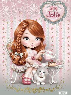 Cantinho Encantado: Jolie Tilibra