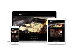 Restaurant Web Design by Young's Web Designs (337) 517-0711 or clay@youngswebdesigns.com  #webdesign Webdevelopment #webdesigner #smallbusiness #business #restaurantwebsite