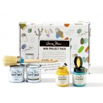 Annie Sloan Chalk Paint® color. Mini Project Pack. Check out local stockist Annex of paredown for supplies.
