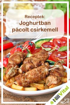 Meat Recipes, Cake Recipes, Kung Pao Chicken, Chicken Wings, Food And Drink, Cooking, Ethnic Recipes, Kitchen, Chicken