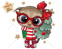Cartoon Cartoon, Cute Owl Cartoon, Cartoon Characters, Big Eyed Animals, Owl Png, Owl Christmas Tree, Owl Clip Art, Owl Classroom, Gnome