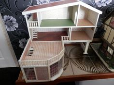 VERY-RARE-LUNDBY-VINTAGE-CLAREMONT-CHALET-EXTENSION-EXCELLENT-CONDITION