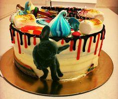 #cake #Frenchiecake #delicious #amazingart made by Bakings