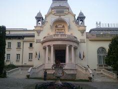 World Great Cities: Sinaia Casino