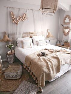 Decorar tu dormitorio, habitación, recamara o cuarto: 20 ideas de dormitorios modernos que ofrecen confort White Bedding, White Bedroom, Modern Bedroom, Bedroom Decor, Bedroom Ideas, Master Bedroom, Design Bedroom, Bedroom Bed, Bedroom Styles