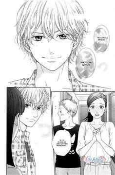 Kuchibiru ni kimi no iro. Anime Couples Manga, Manga Anime, Romantic Manga, Manga Cute, Manga Pages, Manhwa Manga, Manga To Read, Anime Love, Comic Books