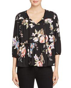 de79183776528 Cooper   Ella Maddie Tiered Floral Blouse Stitch Fix Brands