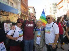 Con Matteo Cavallone, il nostro Assessore per la PACE  http://www.fabriziocatalano.it/19-ottobre-2014-assoc-cercando-fabrizio-e-marciando-per-la-pace-perugia-assisi/