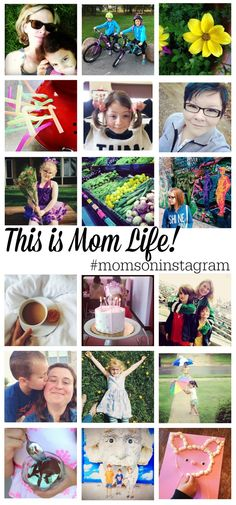 Great way to meet new people and gain new followers!! --> Share your snapshots of motherhood and connect with other moms on Instagram by using the hashtag #momsoninstagram